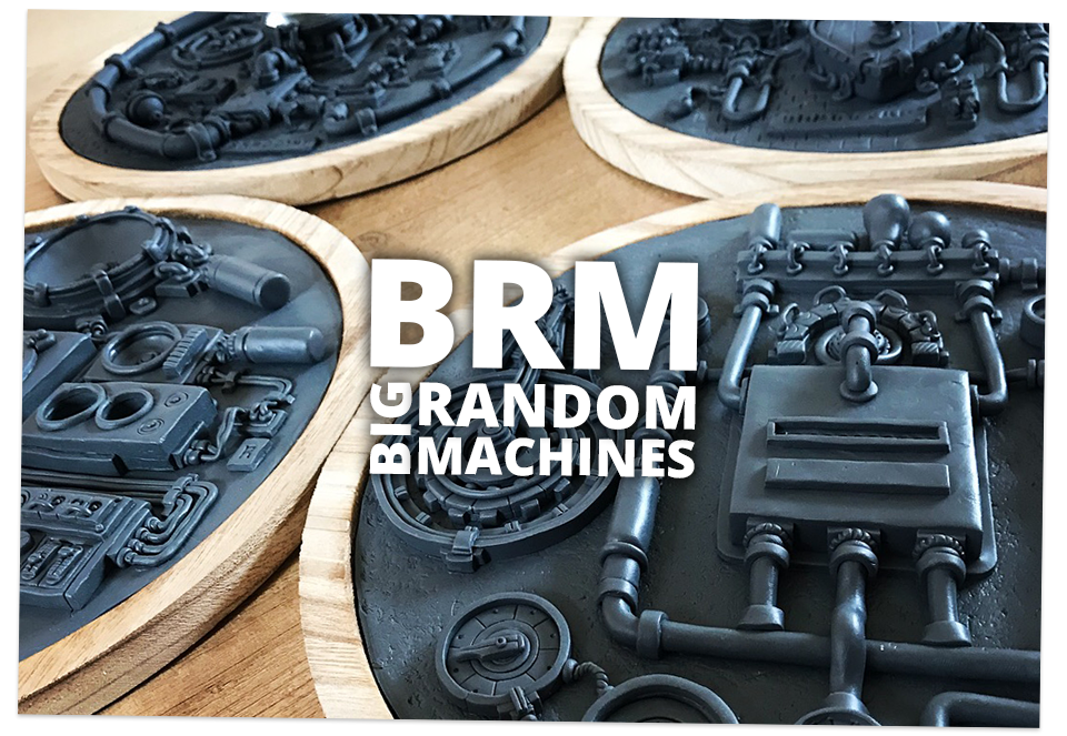 Big Random Machines