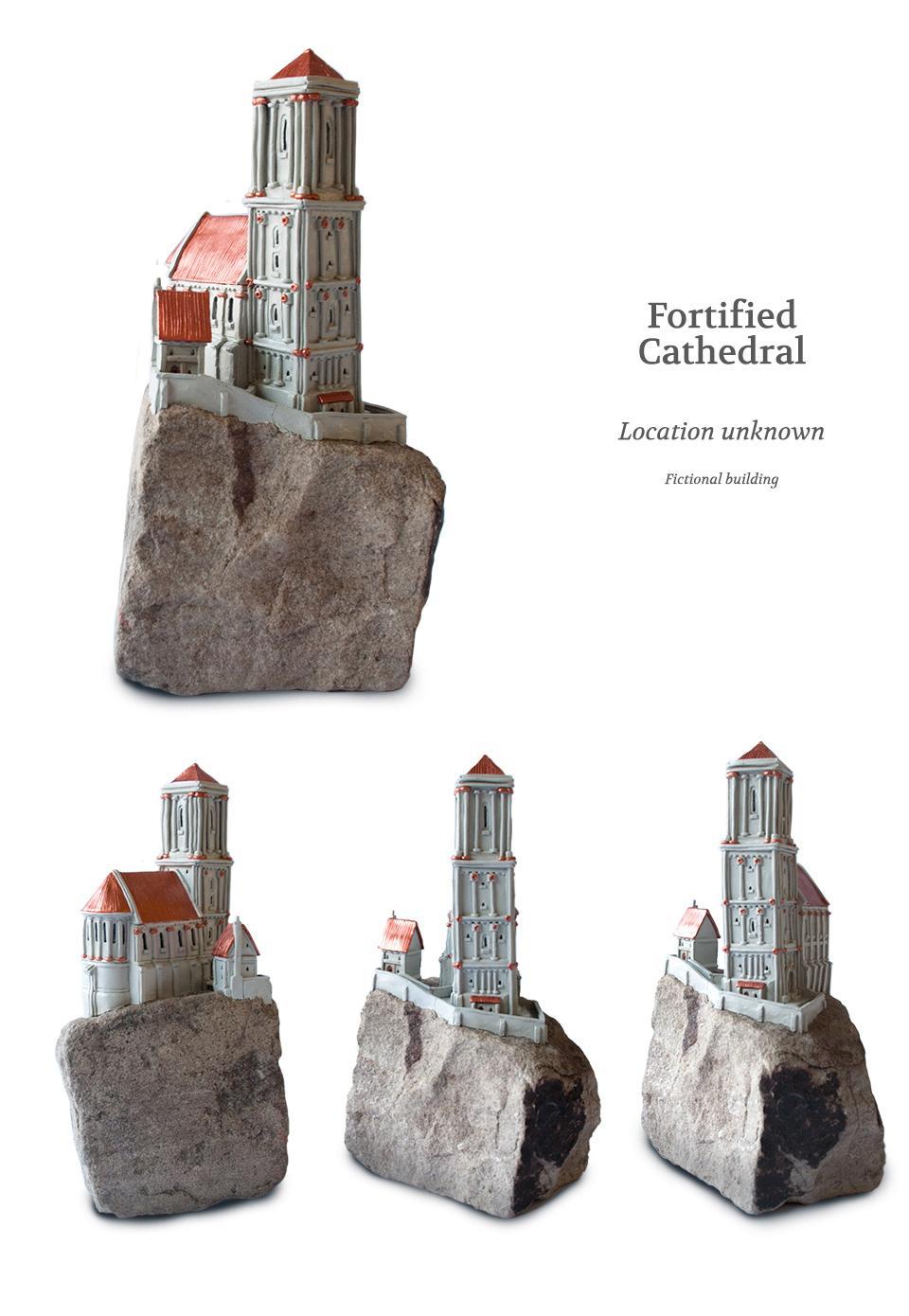 Kleikunstwerk Cathedral