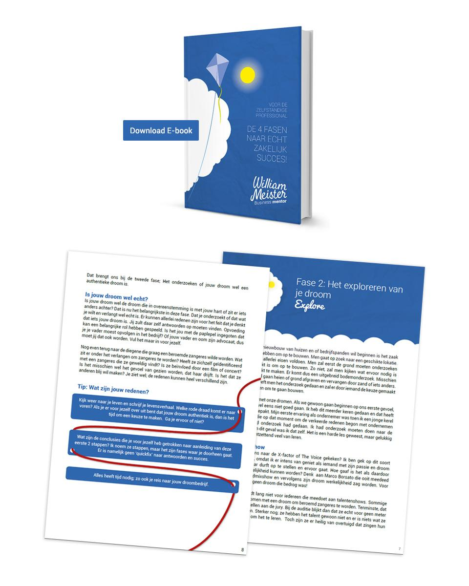 Ontwerp E-book