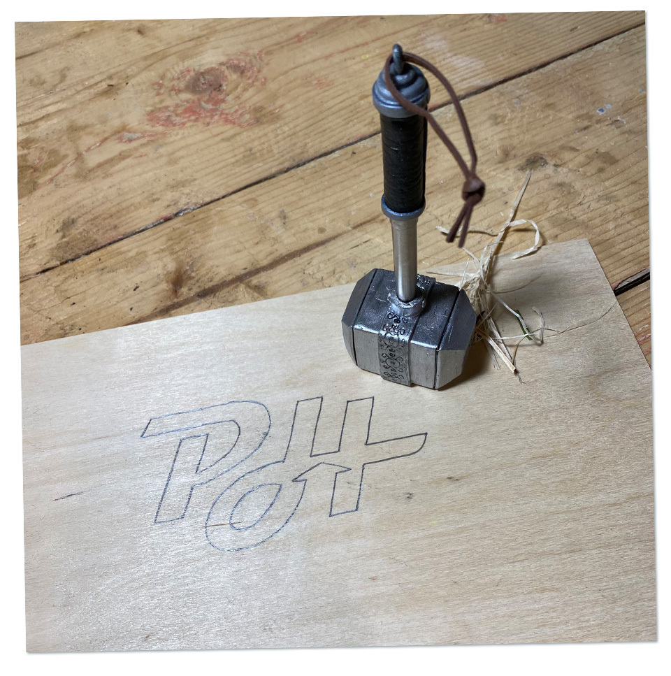 Hammerschmidt Enginering Hammer