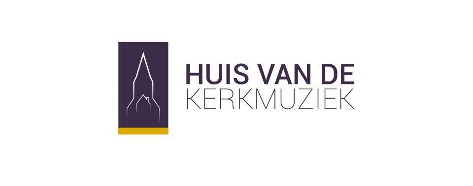 Logo ontwerp Huis van de Kerkmuziek