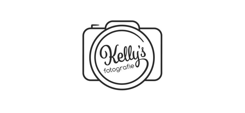 Logo ontwerp Kelly's Fotografie