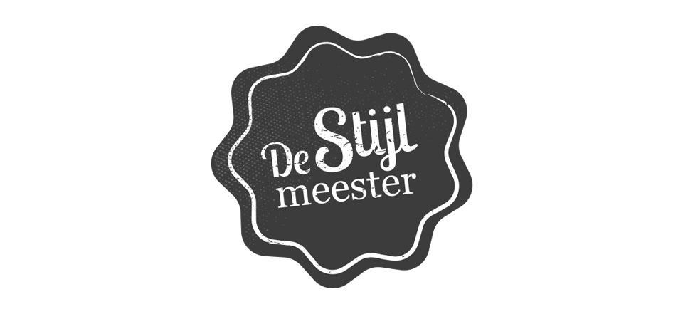 Ontwerp logo de Stijlmeester