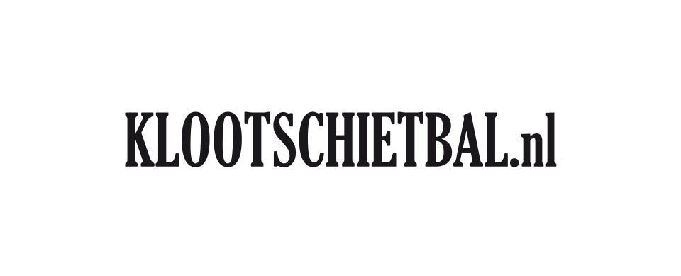 Ontwerp logo klootschietbal.nl
