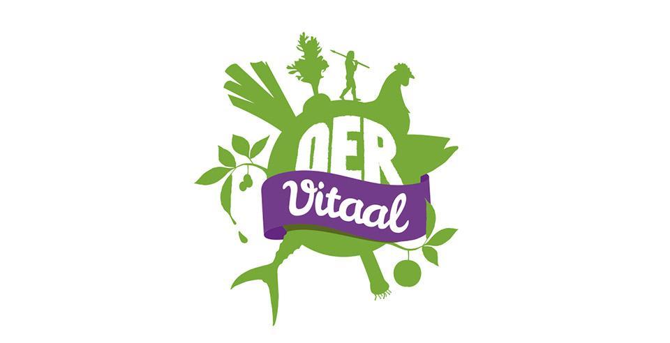 Ontwerp logo Oervitaal