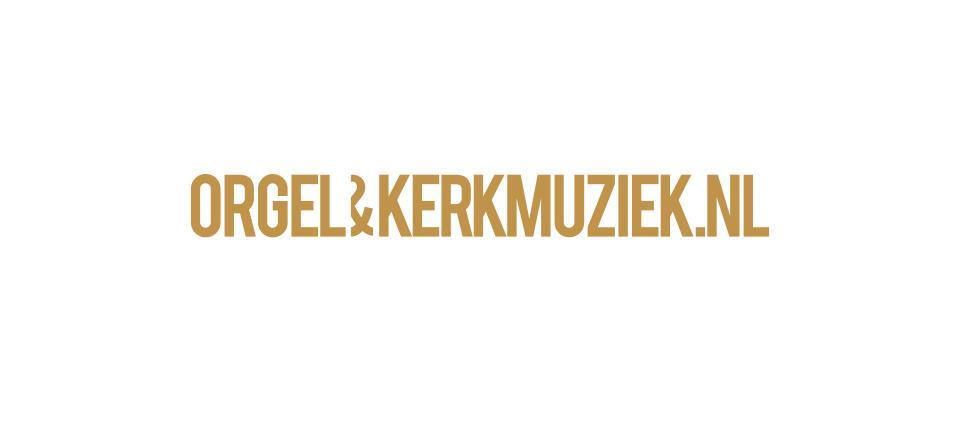 Ontwerp logo Orgel & Kerkmuziek