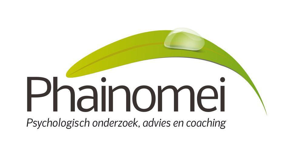 Logo ontwerp Phainomei