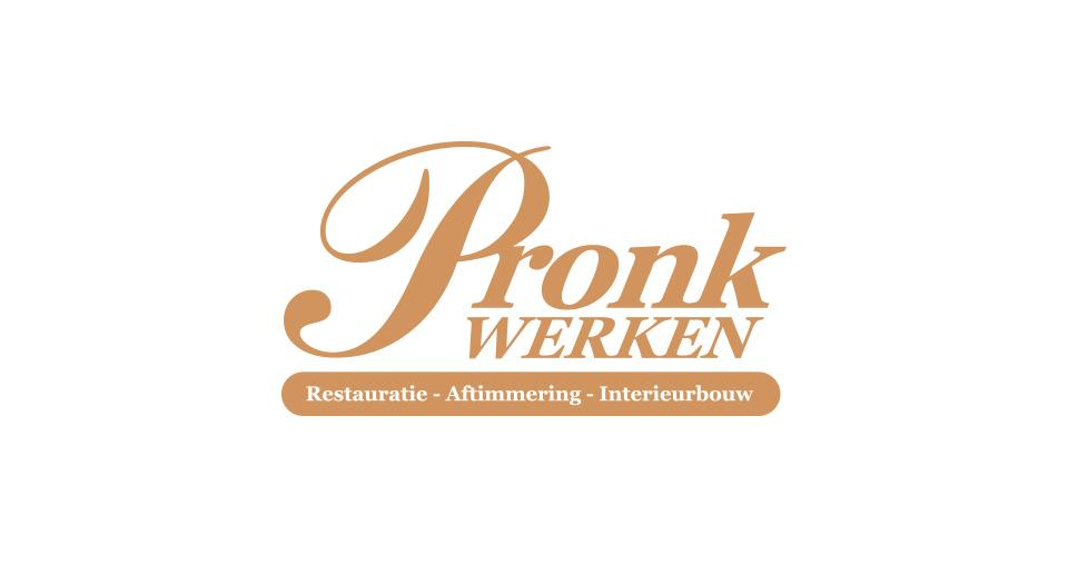 Ontwerp Logo Pronkwerken