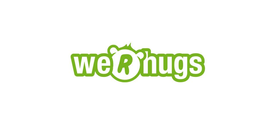 Ontwerp logo we-r-hugs