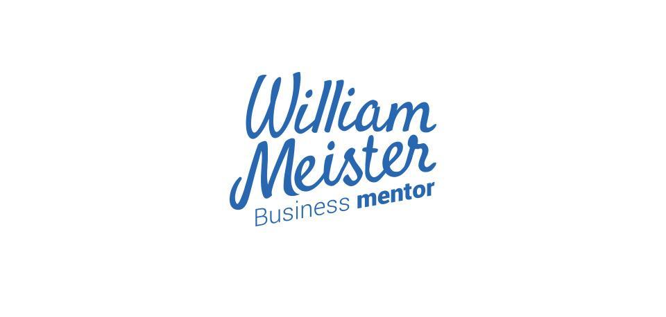 Ontwerp logo William Meister