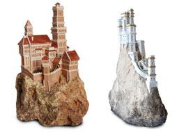 Martin Pottjewijd vrij werk gebouwen en andere kunstwerken.