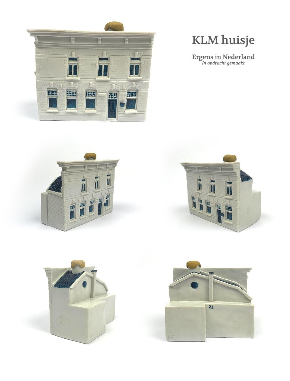 KLM huisje