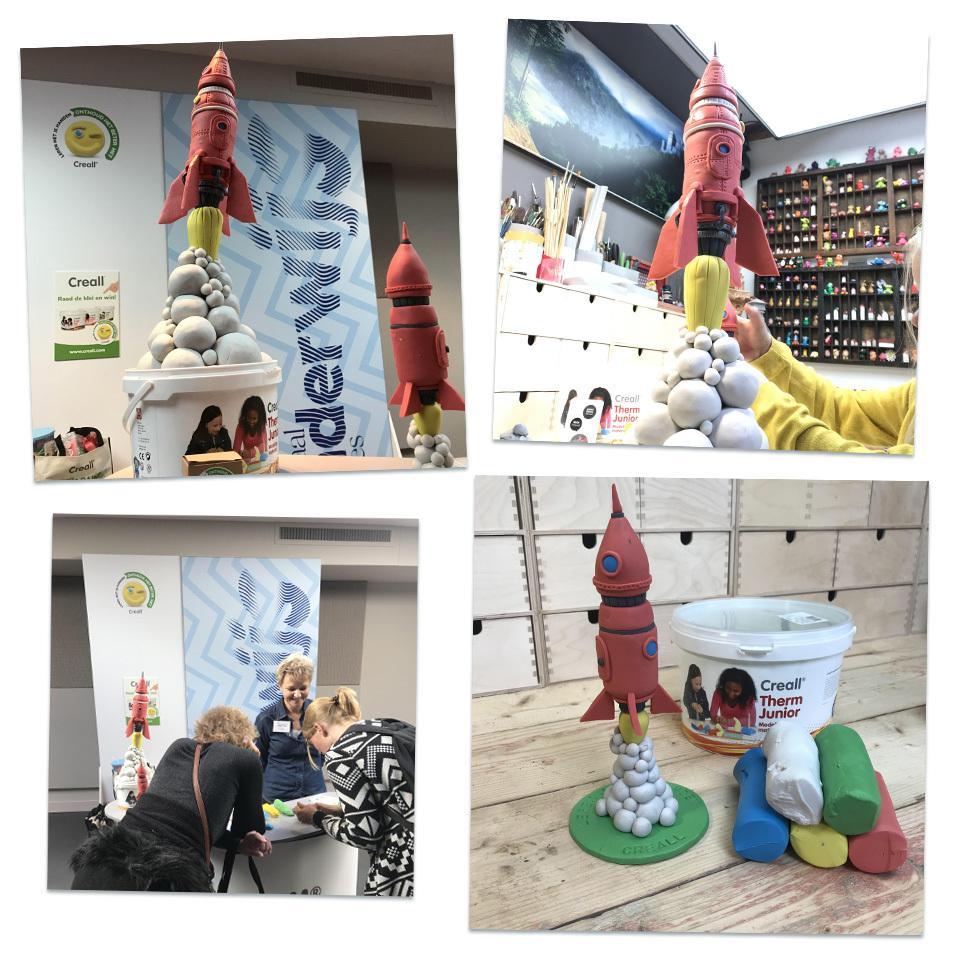Martin Pottjewijd Raket Onderwijs congres Creall