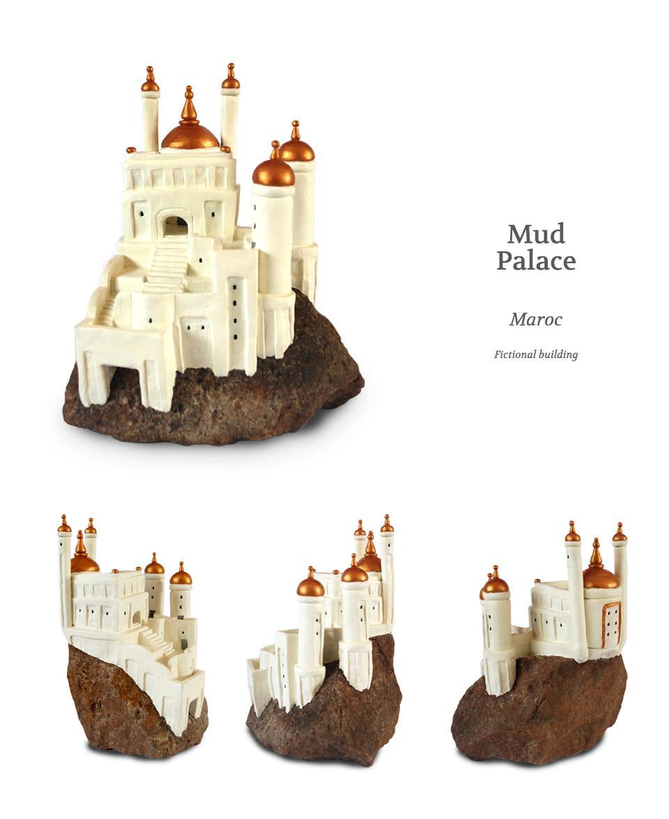 Kleikunstwerk Mud Palace