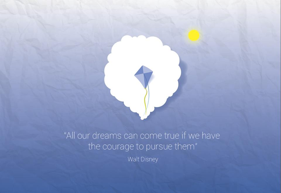Quote Walt Disney