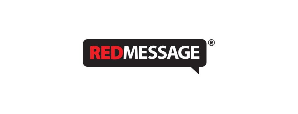 Logo ontwerp Redmessage