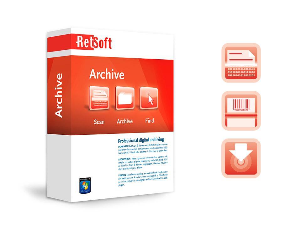Ontwerp software doos