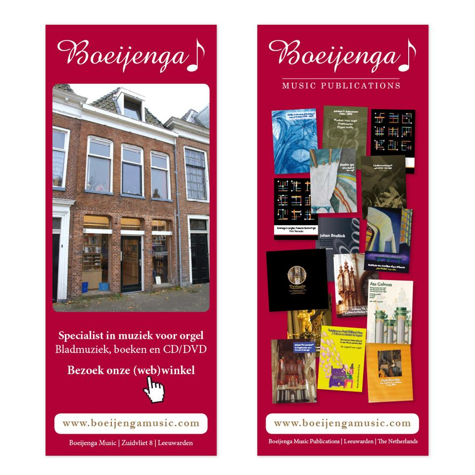 Ontwerp rollup banners