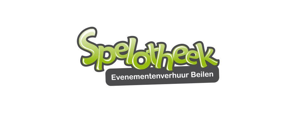 Logo ontwerp Spelotheek  Attractieverhuur Beilen