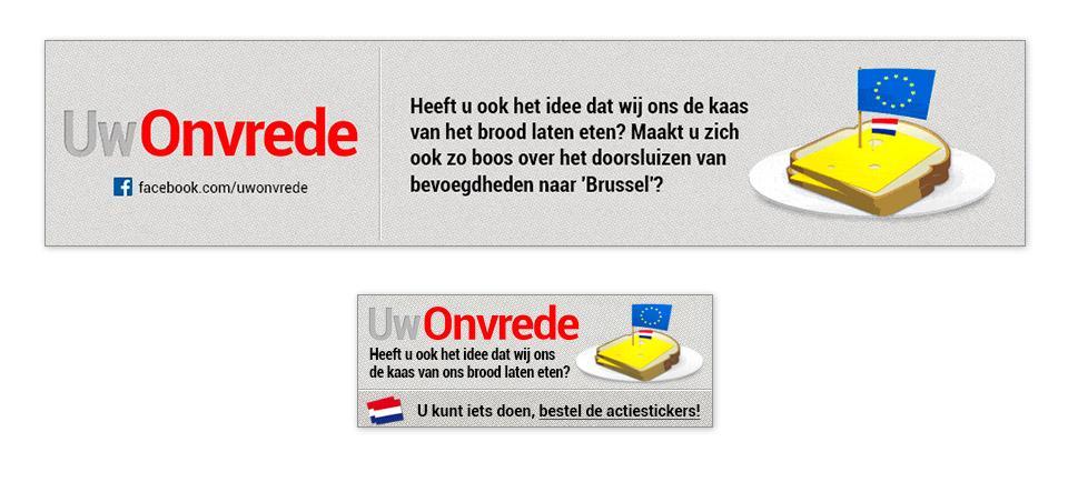 Ontwerp banners voor geenstijl.nl