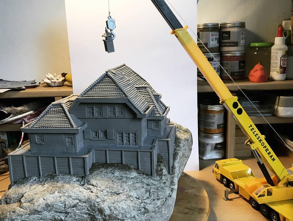 Vertrouwen om te bouwen